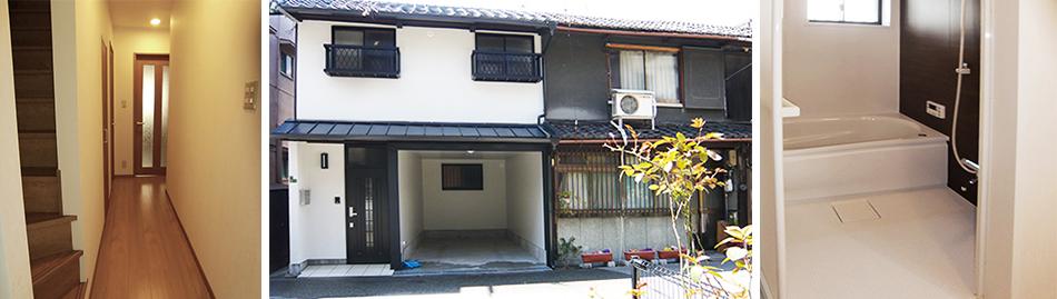 築100年以上の家が生まれ変わりました。